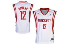 Dwight Howard Houston Rockets White Adidas Swingman Jersey