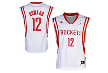 Dwight Howard Houston Rockets White Adidas Swingman Jersey