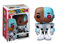 Cyborg Teen Titans - Pop! Movies Vinyl Figure