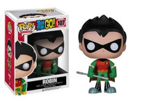 Robin Teen Titans - Pop! Movies Vinyl Figure
