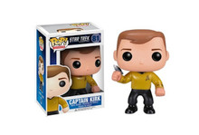 Captain Kirk Star Trek - Pop! Movies Vinyl Figure