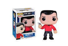 Scotty Star Trek - Pop! Movies Vinyl Figure