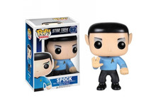 Spock Star Trek - Pop! Movies Vinyl Figure