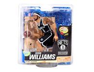 Deron Williams Brooklyn Nets Chase Variant NBA Basketball McFarlane Toys 6-Inch Action Figure