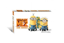 Despicable Me 2 Sour Gummies - 3.1 oz Theatre Box.