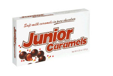 Junior Caramels - 3.6 oz Theatre Box