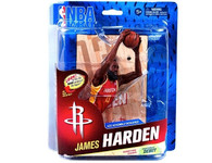 James Harden Houston Rockets NBA Basketball McFarlane Toys 6-Inch Action Figure