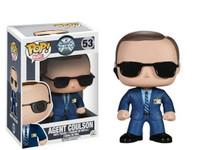 Agent Coulson S.H.I.E.L.D - Pop! Movies Vinyl Figure