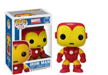Iron Man Marvel Universe - Pop! Movies Vinyl Figure