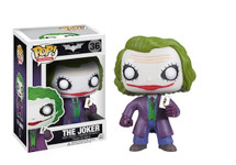 The Joker The Dark Knight Trilogy - Pop! Movies Vinyl Figure