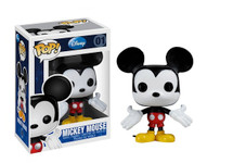 Mickey Mouse Disney - Pop! Movies Vinyl Figure