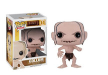 Gollum Lord of the Rings - Pop! Movies Vinyl Figure