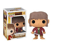 Bilbo Baggins Lord of the Rings - Pop! Movies Vinyl Figure
