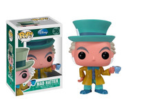 Mad Hatter Alice in Wonderland - Pop! Movies Vinyl Figure