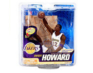 Dwight Howard Los Angeles Lakers White Jersey NBA Basketball McFarlane Toys 6-Inch Action Figure