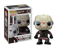 Jason Voorhees Friday the 13th - Pop! Movies Vinyl Figure