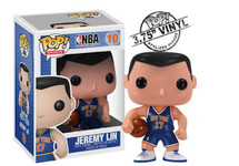 Jeremy Lin NBA - Pop! Movies Vinyl Figure