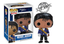 Michael Jackson Rock - Pop! Movies Vinyl Figure