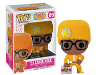 DJ Lance Rock Yo Gabba Gabba - Pop! Movies Vinyl Figure