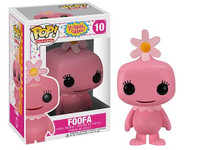 Foofa Yo Gabba Gabba - Pop! Movies Vinyl Figure