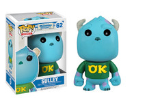 Sulley Monsters  - Pop! Movies Vinyl Figure