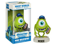 Mike Wazowski Monsters - Funko Wacky Wobbler Bobble Head