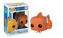 Nemo Finding Nemo - Pop! Movies Vinyl Figure
