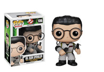 Dr. Egon Spengler Ghostbusters - Pop! Movies Vinyl Figure