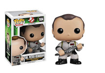 Dr. Peter Venkman Ghostbusters - Pop! Movies Vinyl Figure