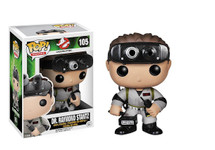 Dr. Raymond Stantz Ghostbusters - Pop! Movies Vinyl Figure