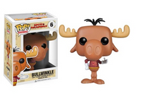 Bullwinkle Rocky and Bullwinkle - Pop! Movies Vinyl Figure