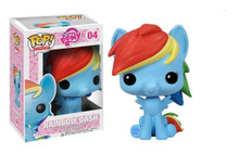 Rainbow Dash My Little Pony - Pop! Movies Vinyl Figure