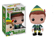Buddy the Elf Elf the Movie - Pop! Movies Vinyl Figure