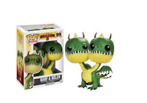 Belch and Barf How to Train Your Dragon 2 - Pop! Movies Vinyl Figure