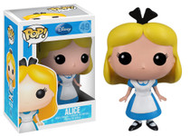 Alice Alice in Wonderland - Pop! Movies Vinyl Figure
