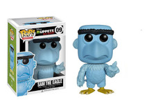 Sam the Eagle Muppets - Pop! Movies Vinyl Figure