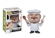 Swedish Chef Muppets - Pop! Movies Vinyl Figure