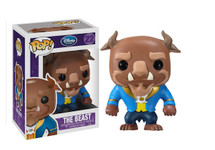 The Beast Beauty and the Beast - Pop! Movies Vinyl Figure