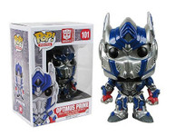 Optimus Prime Transformers - Pop Movies Vinyl Figure