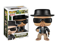 Heisenberg Breaking Bad - Pop! Movies Vinyl Figure