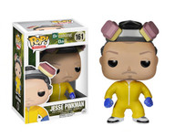 Jesse Pinkman 'Hazmat' Breaking Bad - Pop! Movies Vinyl Figure