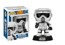 Biker Scout Star Wars - Pop! Movies Vinyl Figure