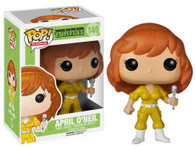 April O'Neil Teenage Mutant Ninja Turtles - Pop! Movies Vinyl Figure