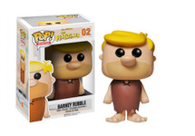 Barney Rubble The Flintstones - Pop! Movies Vinyl Figure