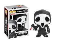 Ghostface Scream - Pop Movies Vinyl Figure