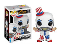 Captain Spaulding - Pop Movies Vinyl Figure