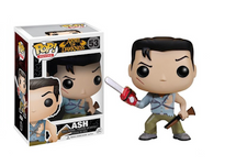 Ash - Evil Dead Army of Darkness - Pop Movies Vinyl Figure