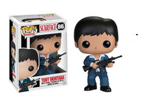 Tony Montana Scarface - Pop Movies Vinyl Figure