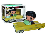 Tony's Convertible Scarface - Pop Movies Vinyl Figure