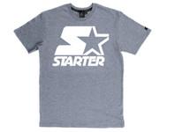 Starter White on Grey T-Shirt